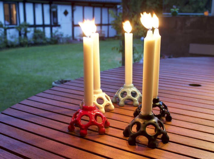 6feet - Candle Dots 3d printed 6feet - Candle Dots