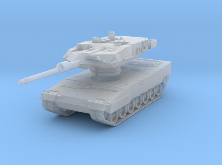 Leopard 2a7 Scale 1:160 3d printed