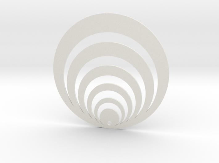 Oreille Illusion 3 3d printed