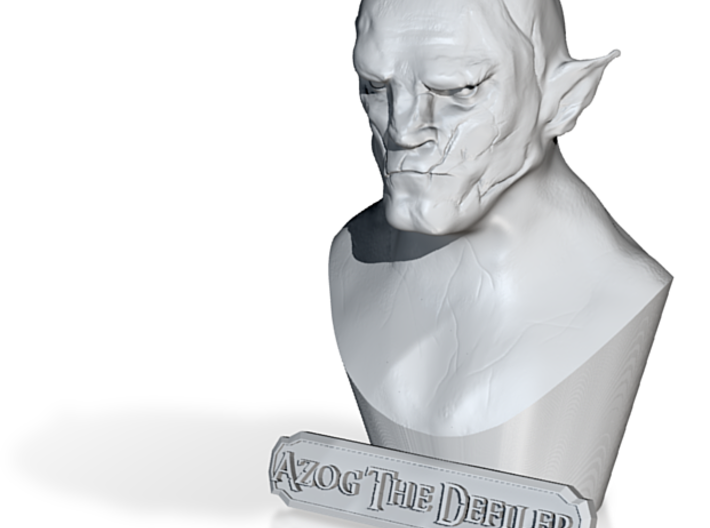 The Pale Orc - Azog 3d printed