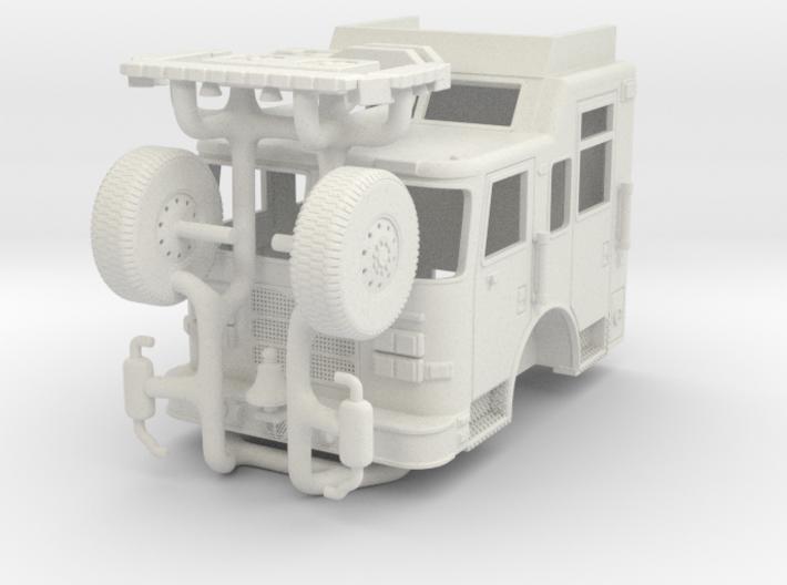 Tiller Rescue64 Cab 3d printed