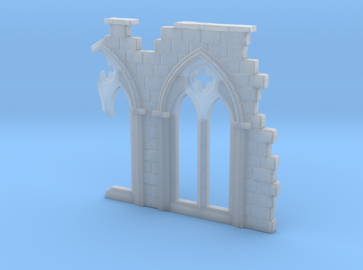 Gothic Arch 3d printed