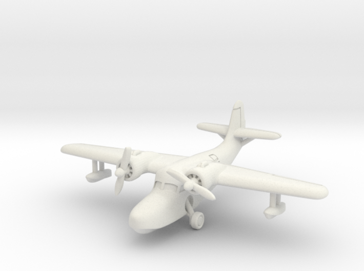Grumman JRF-5 Goose (with landing gear) 1/285 6mm 3d printed
