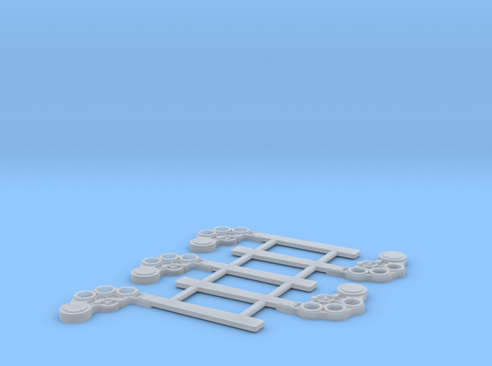 S Scale B&M TO Semaphore Square 3d printed