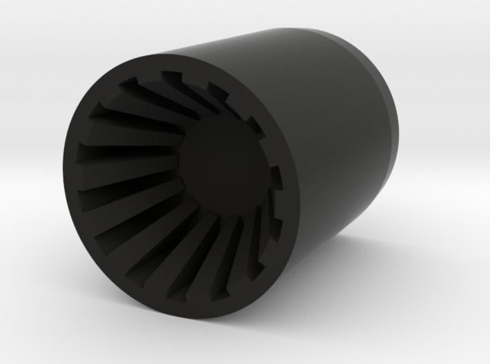 Korbanth Side Plugs 3d printed
