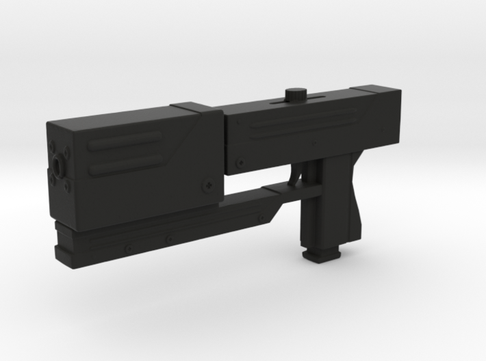 Blade mac 11 gun 1/6 3d printed
