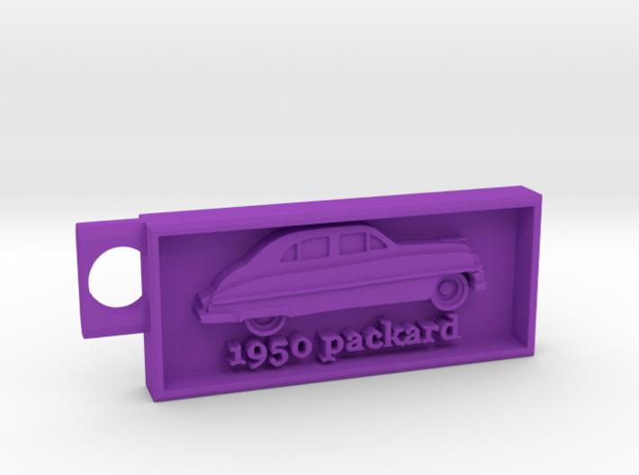 1950 Packard Key chain 3d printed
