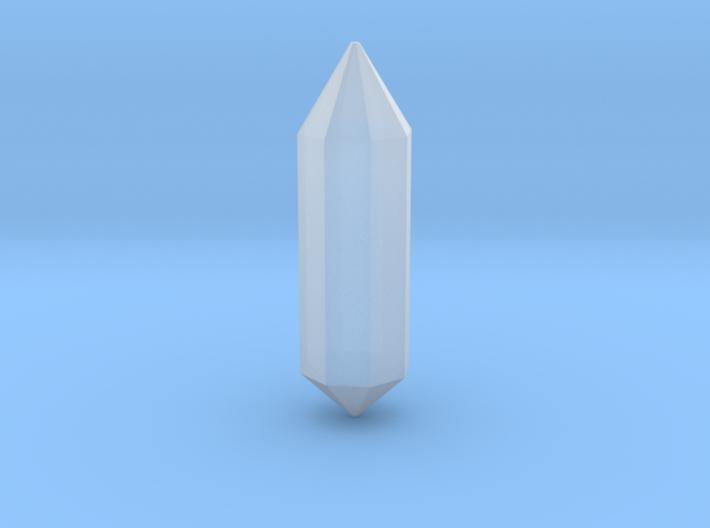 Short Crystal 3d printed