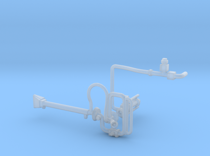 TLF24-50 Monitor 3d printed