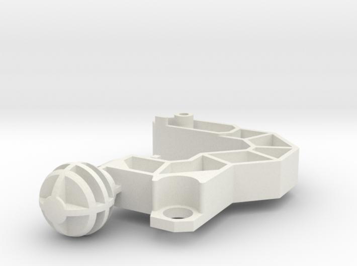 OS Feral Rex Foot Part 3d printed
