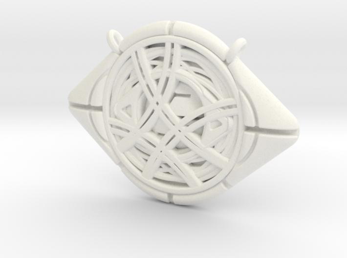 Eye Of Agamotto Pendant 3d printed