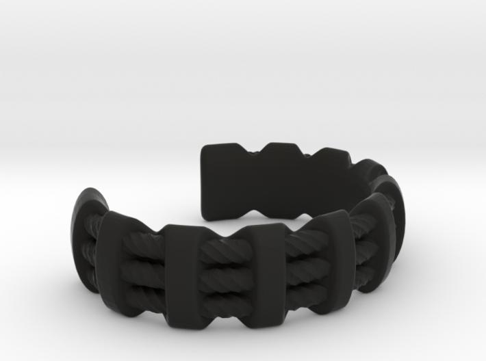 Flexy Cuff 1 small 3d printed