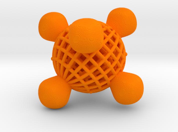 Bonecage 3d printed