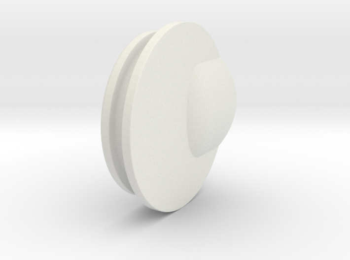 Plug For Fuel Tank 3d printed
