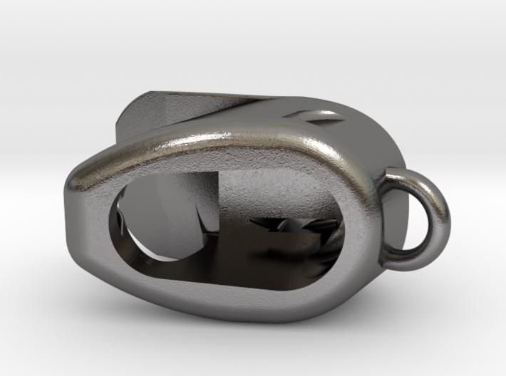 Full Face Helmet Bottle Opener & Key Chain 3d printed
