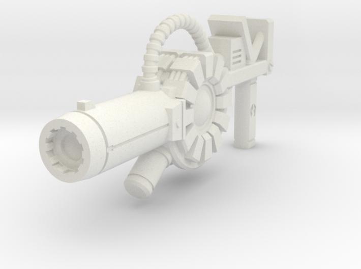 PM-23 ENERGON CHAMBER PROTOTYPE 3d printed