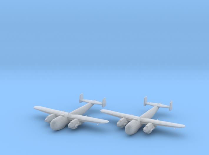 Dornier Do 217 M-1 1:200 x2 FUD 3d printed