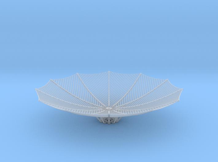 HGA-dish 1.8 mm 3d printed