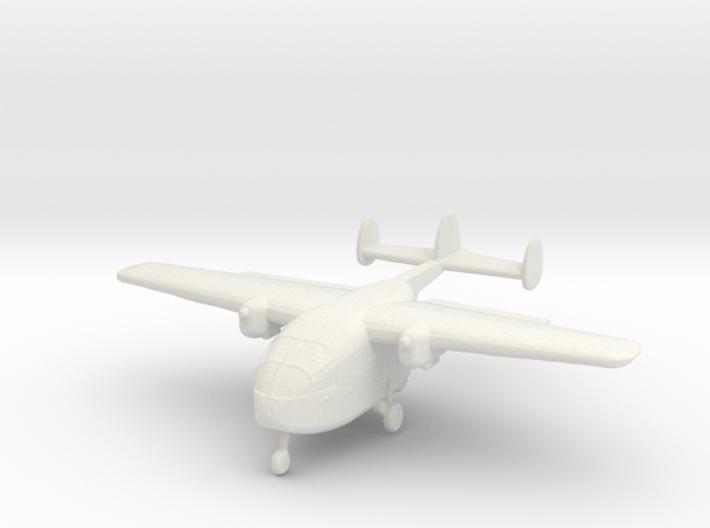 Miles Aerovan 3d printed