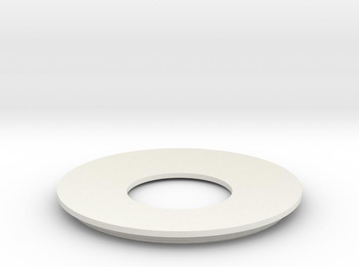 Lieberkuehn Reflector 58mm Dia. 101.6mm WD 3d printed