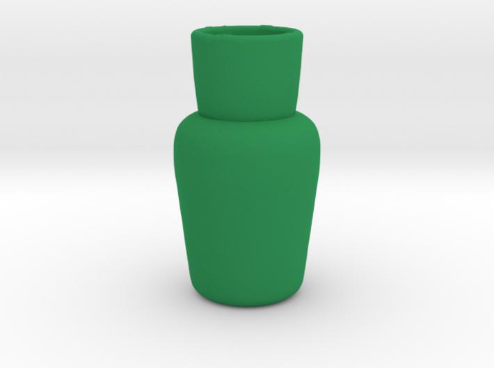 Dark Souls Estus Flask 3d printed