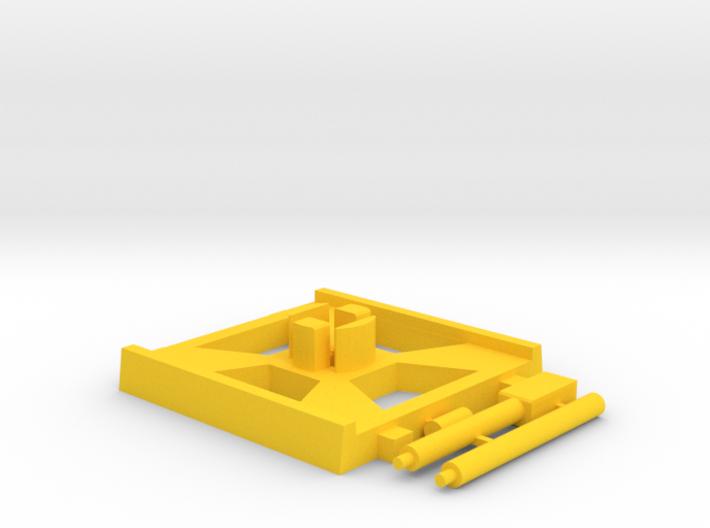 X-Wing Gaming Base (Small), 1 Base 3d printed