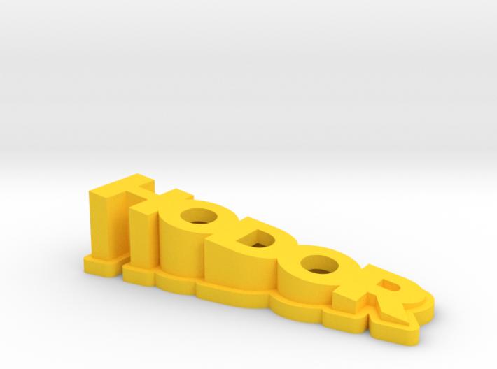 Big Hodor 3d printed