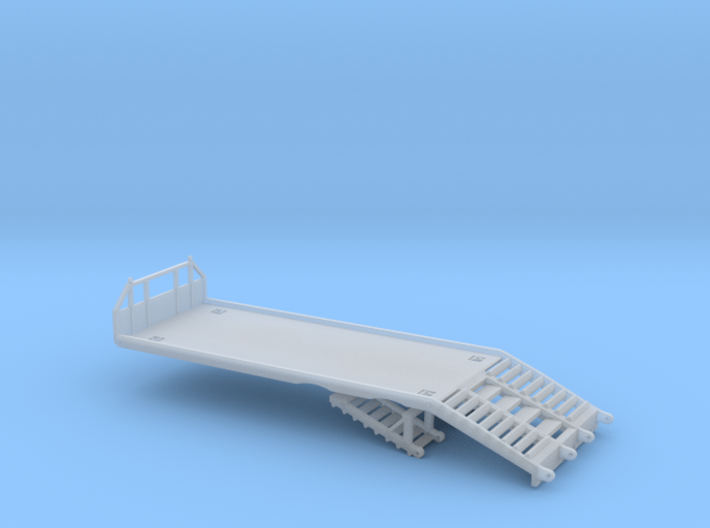 1/64th Beavertail ramp bed fire farm construction 3d printed