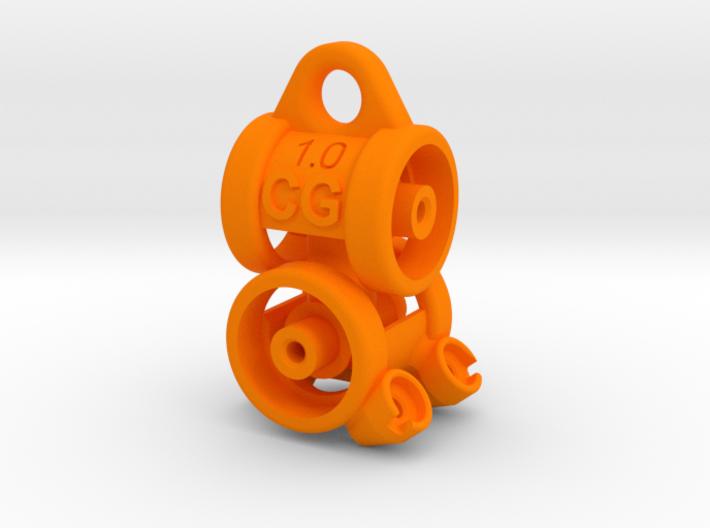 CG-cardan 1.0 3d printed