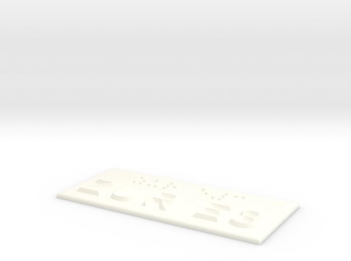 ZUR E3 3d printed