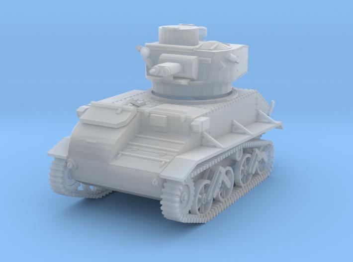 PV01B Mk VIB Light Tank (1/87) 3d printed