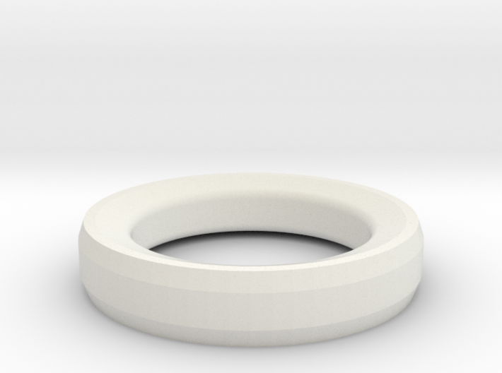 Prototype Ring design 3 for RFID Tag 3d printed