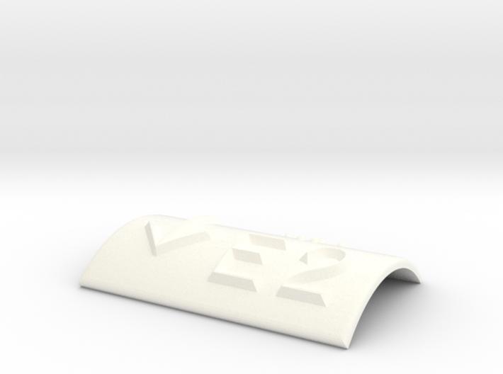 E2 mit Pfeil nach unten 3d printed