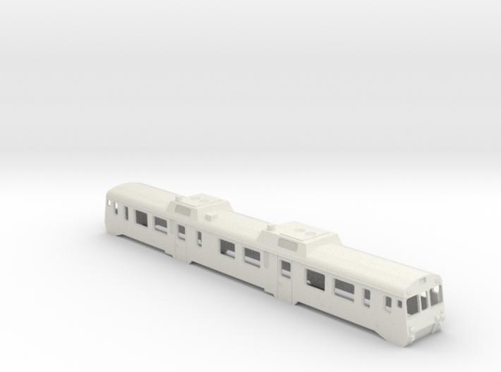 "AUTOMOTOR RENFE 596 ""TAMAGOCHI"" 3d printed"