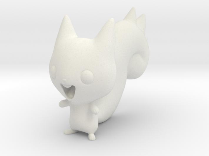 Tiny Pachirisu! 3d printed