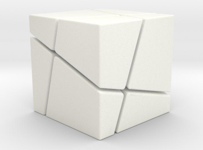 Polyaxis Cube 2x2x2 (DIY) 3d printed
