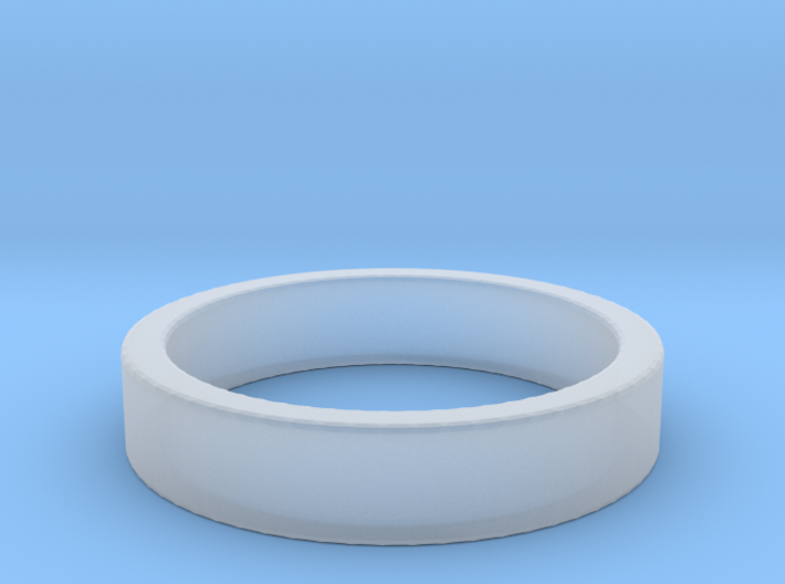 Basic Ring US11 3d printed