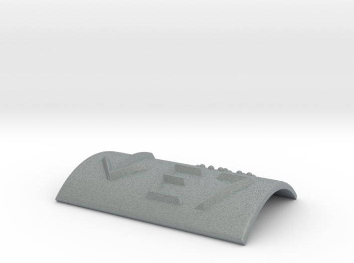 E7 mit Pfeil nach unten 3d printed