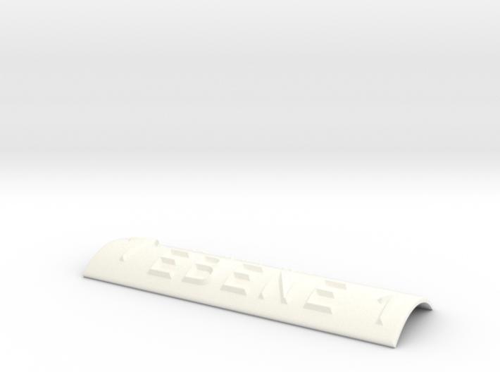 EBENE 1 mit Pfeil nach oben 3d printed