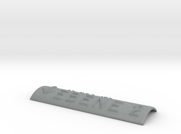 EBENE 2 mit Pfeil nach unten 3d printed