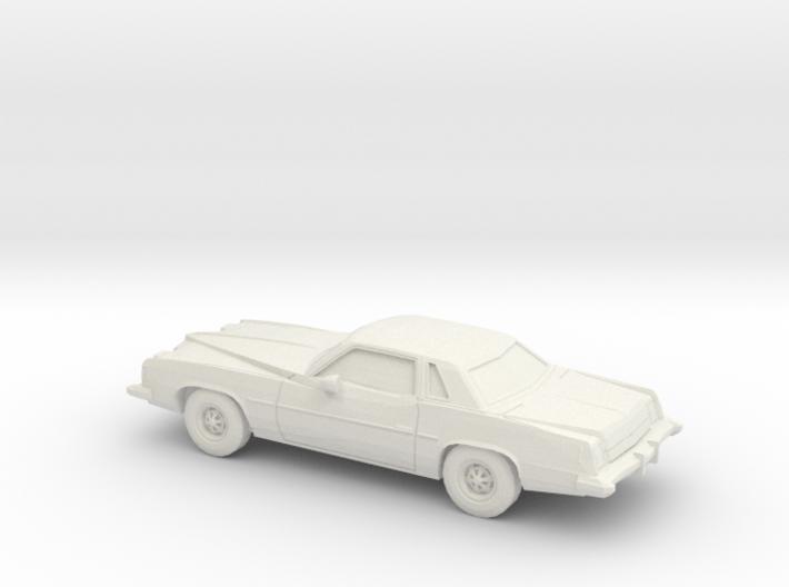 1/87 1973-75 Pontiac Grand Prix 3d printed