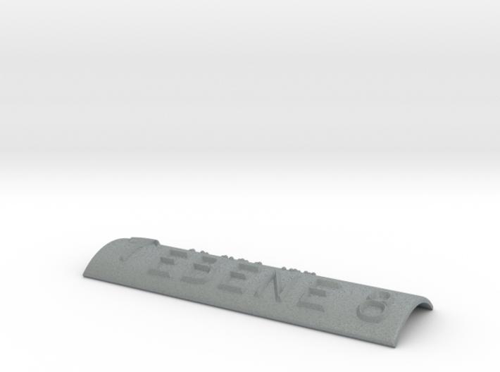 EBENE 8 mit Pfeil nach oben 3d printed