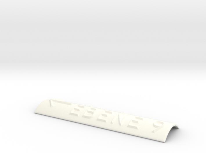 EBENE 9 mit Pfeil nach links 3d printed