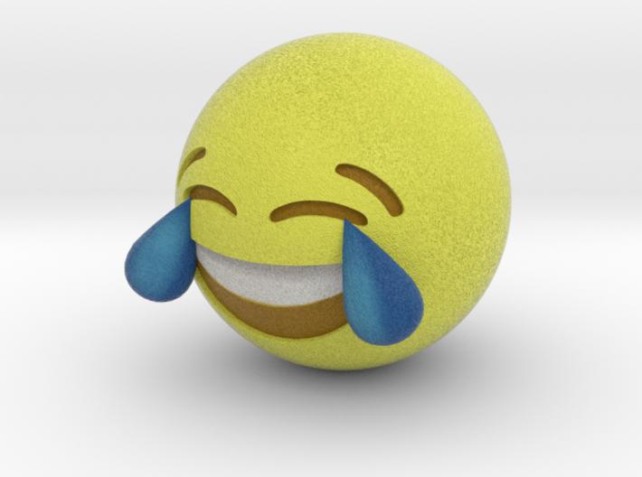 Emoji8 3d printed
