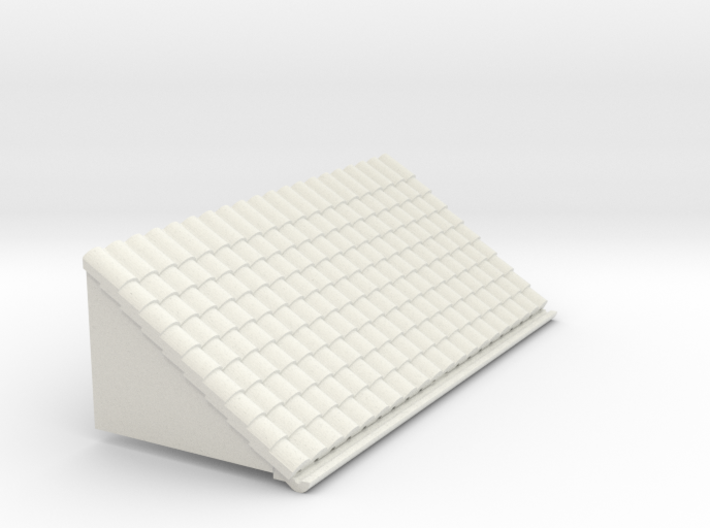 Z-87-lr-shop-basic-roof-plus-pantiles-rj 3d printed