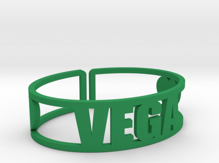 Vega Cuff 3d printed