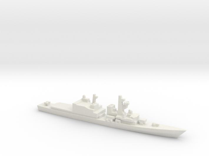 Asagiri-class destroyer, 1/3000 3d printed
