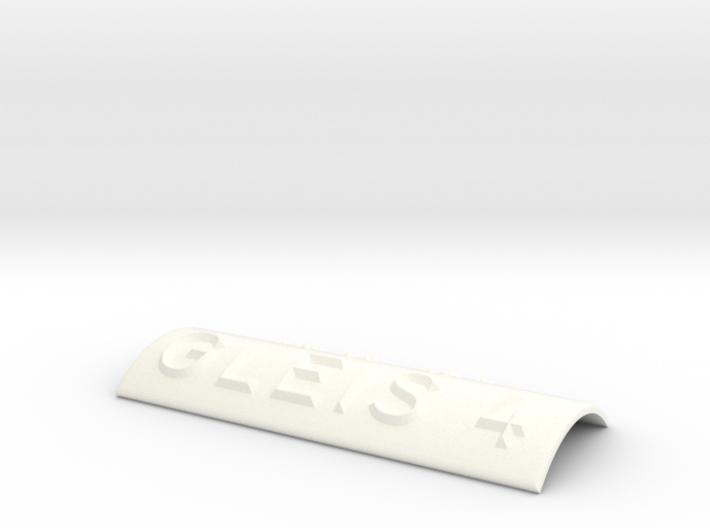 GLEIS 4 3d printed