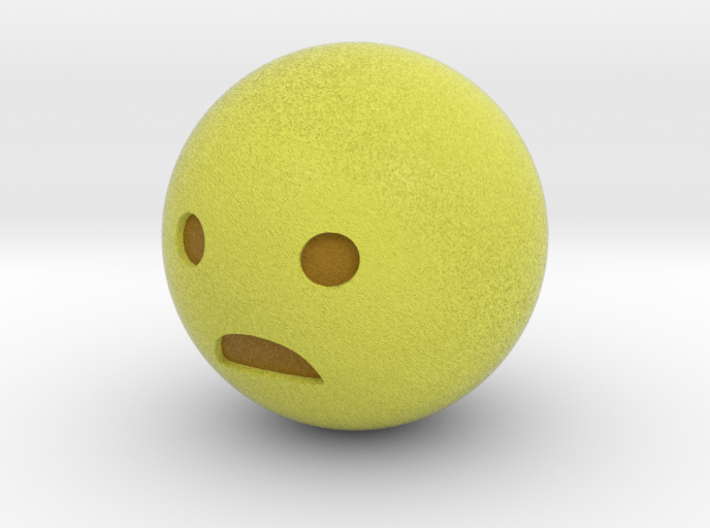 Emoji21 3d printed