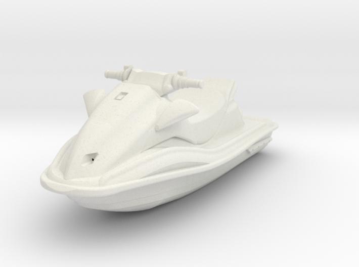 1-64 Generic Jet Ski 3d printed